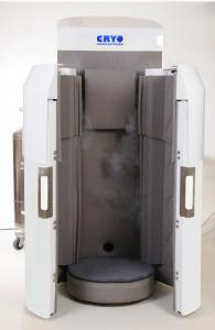 Cryothérapie au club
