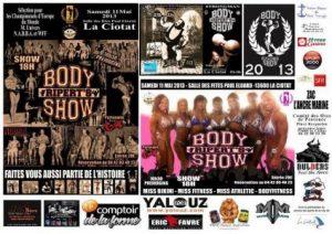 Competition de bodybuilding