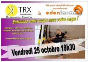 TRX vendredi 25 octobre 2013