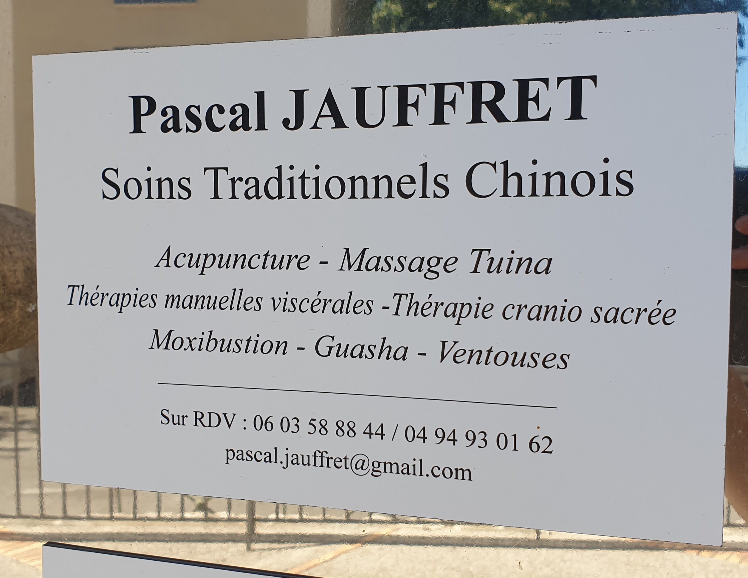 Acupuncteur le Beausset, médecine Chinoise, médecine douce