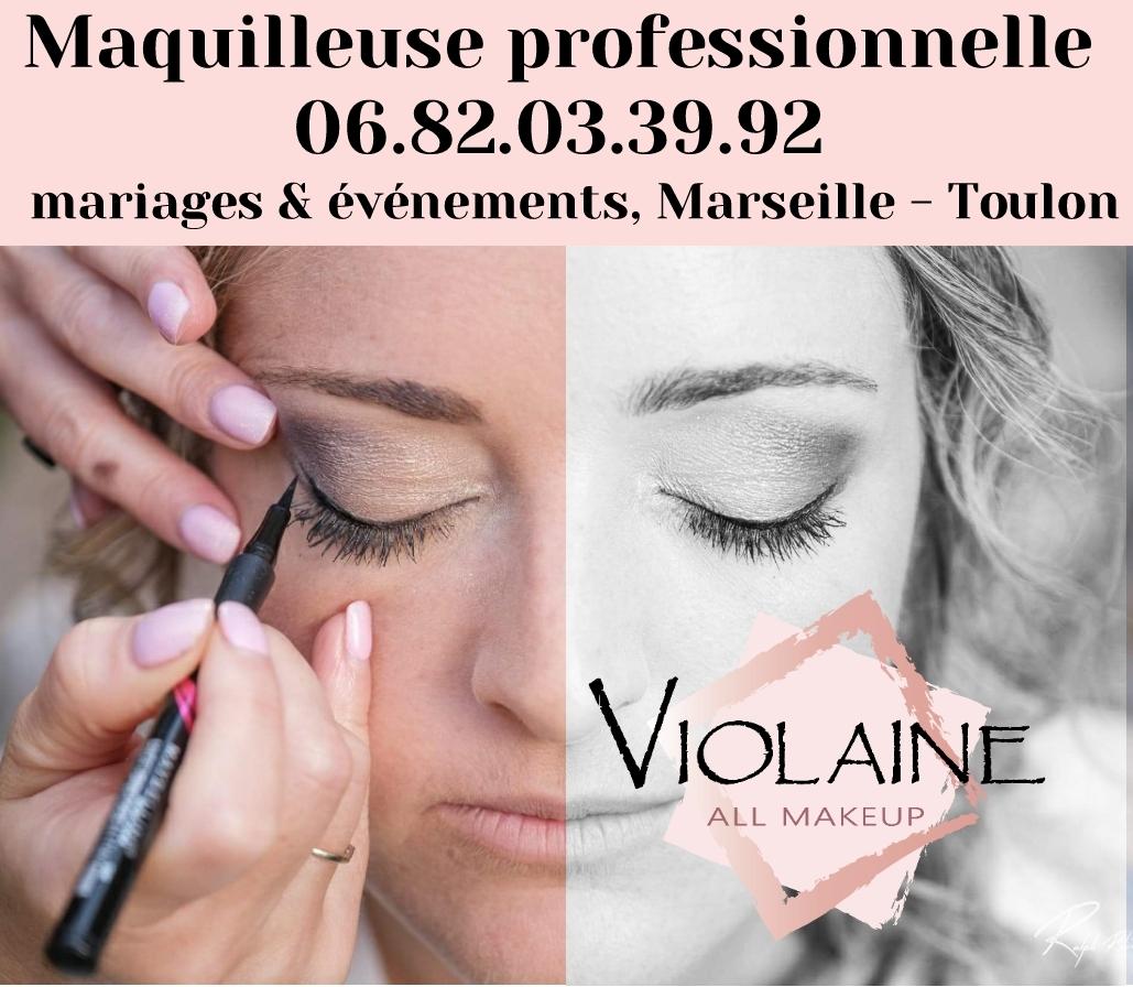Violaine All Makeup