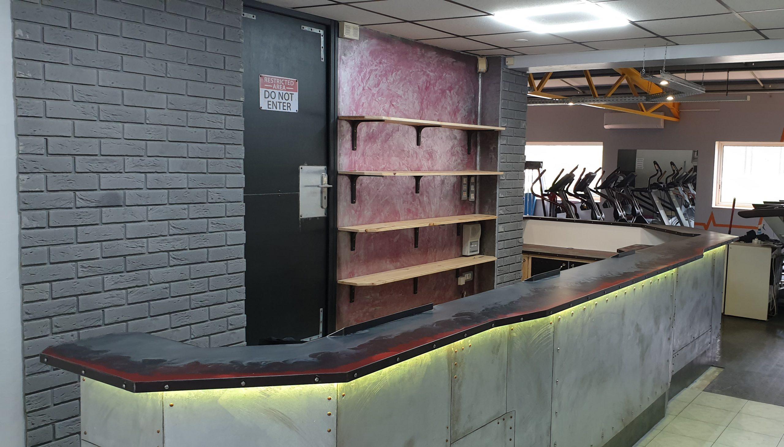 Réouverture de la salle de sport Eden Forme