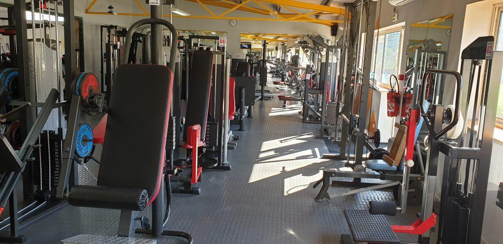 Salle de sport le Beausset 83