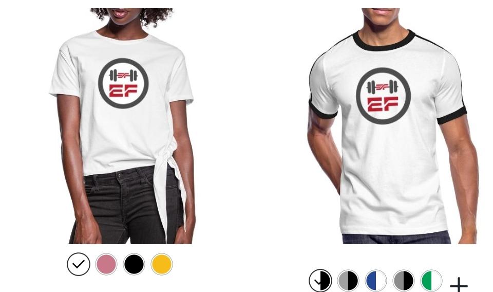 Boutique de vêtements Eden Forme salle de sport le Beausset